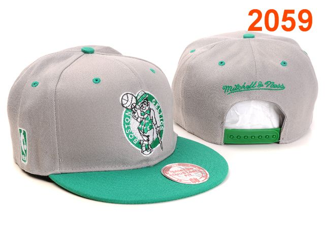 Boston Celtics NBA Snapback Hat PT040